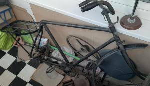 Комплект под восстановление военного велосипеда truppenfahrad