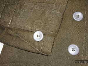 Куртка-китель поясная. Европа?