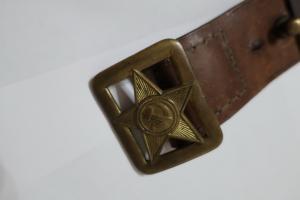 Обсуждение: Ремни, портупеи РККА