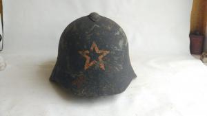 Экспериментальный шлем СШ-37