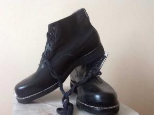 Полетные ли ботинки ?