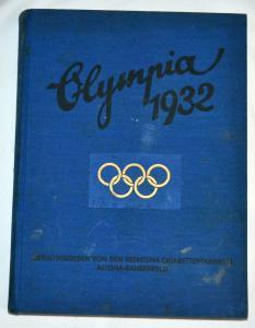 """Альбом """"Олимпиада 1932"""""""