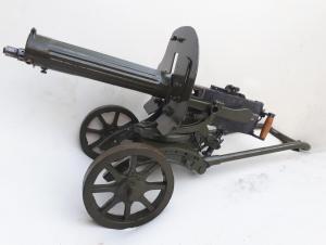 Пулемёт Максим СХП (с креплением под оптический прицел)