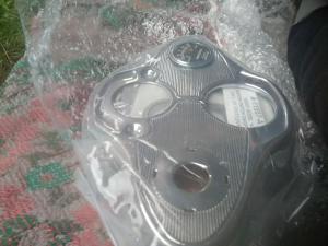 панель приборов + амперметр газ аа/мм