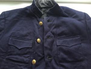 ВМФ :1954.. повседневный китель офицера.