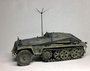 Sdkfz 252 связь