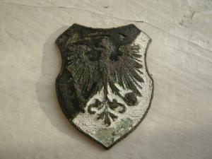 Щиток Прусский орёл