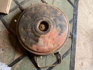 Корпус противотанковой мины T.Mi.35 №5