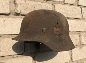 Шлем М-40,Сталинград
