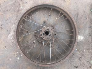 Подскажите что за колесо
