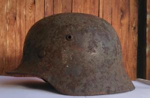 Стальной шлем M35