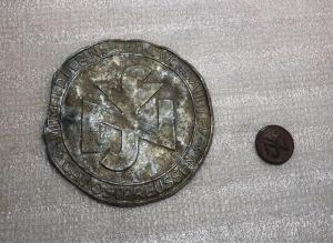 Эмблема и значек рейх