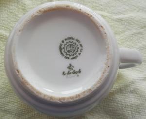 Кофейная чашка DAF (2)