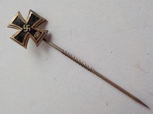 Железный крест  образца 1939г. Миниатюра.