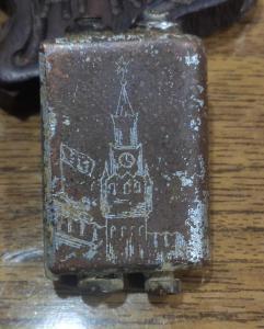 Зажигалка окопное творчество Новосибирск 1943.
