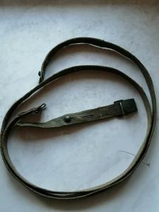 Оригинальные ремни для противогаза вермахт