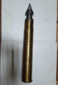 Макет подкалиберного снаряда 45мм