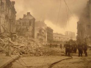 фото русских городов 1941-1944