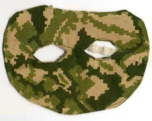 Виды камуфляжей Советской армии 80-90-х гг.