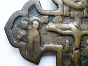 крест из бабушкиного сундука.