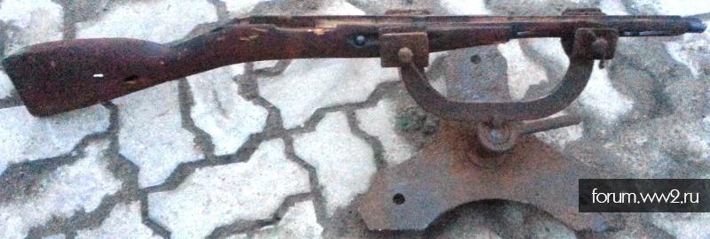 Эрзац пристрелочного станка (советский)