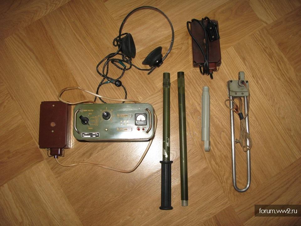 Армейский металлоискатель банки жестяные ссср купить