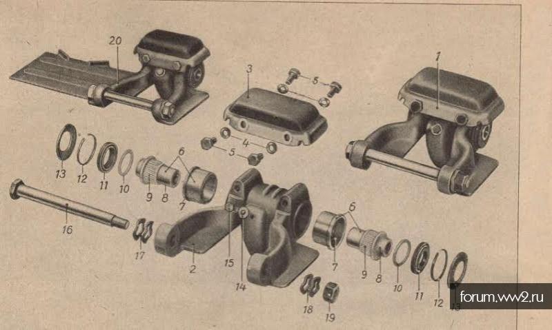 Воссоздание NSU Kettenkrad Typ HK 101