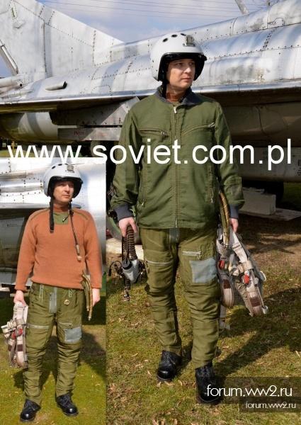 Высотно-компенсирущий костюм ВКК-15