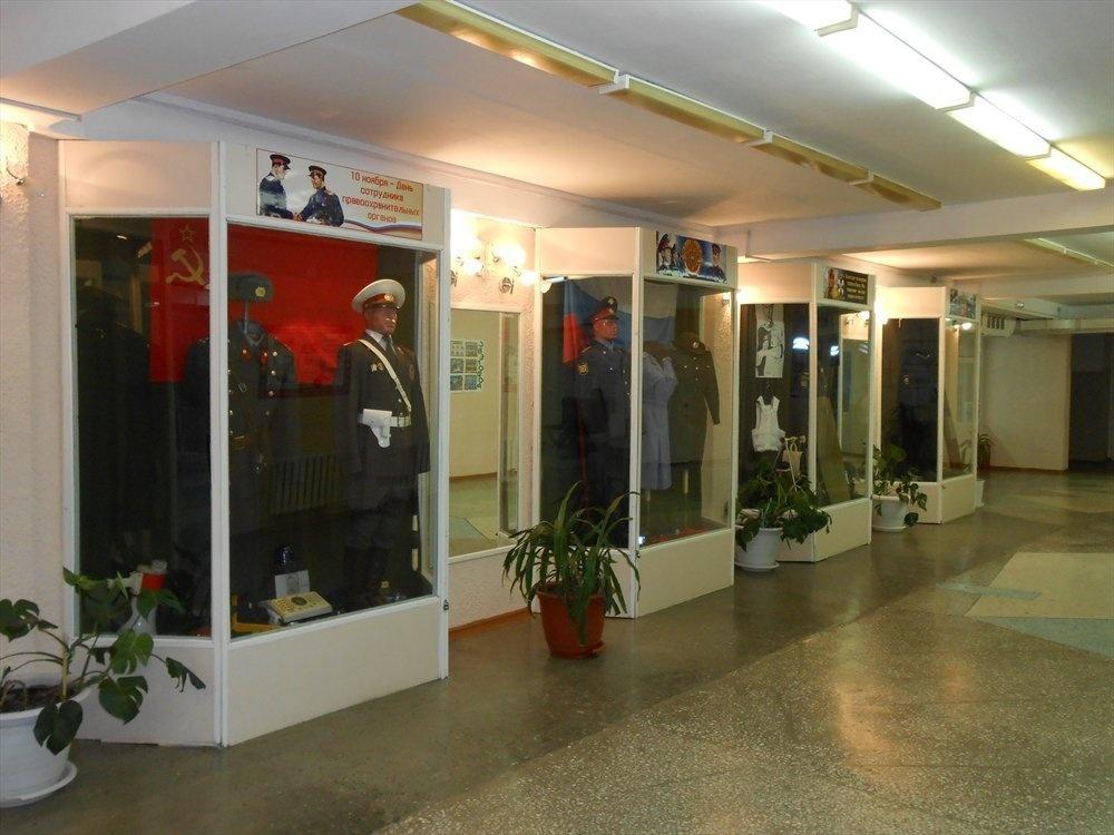 Моя выставка ко дню полиции