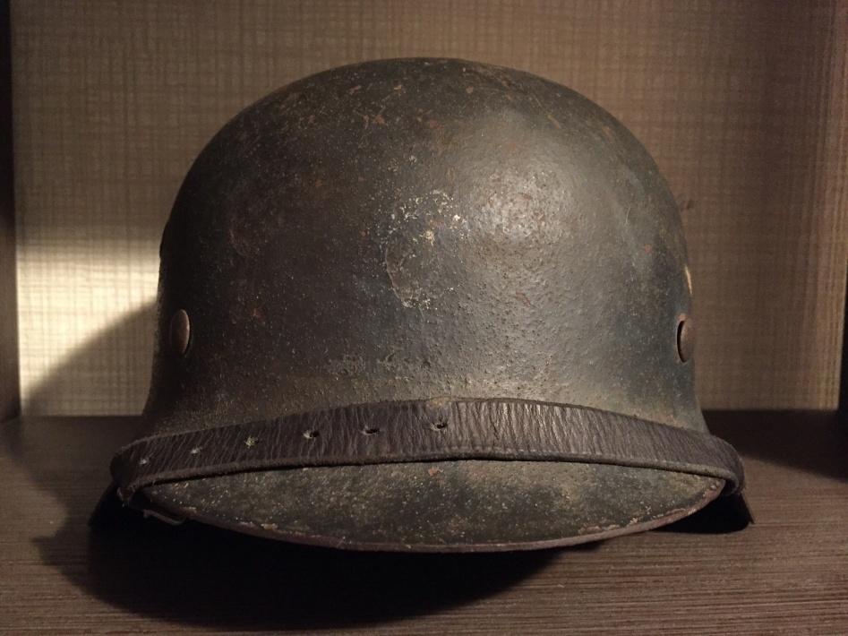 Отличный люфтовый шлем на полку.