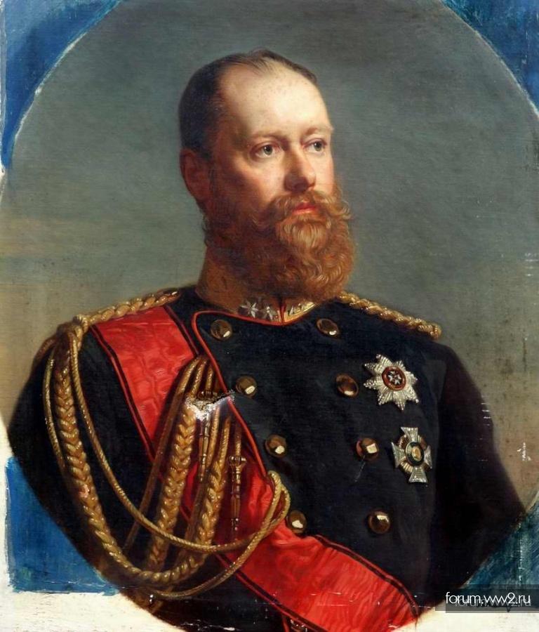 Александр 3 портрет