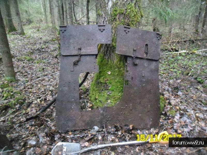 Детали из леса