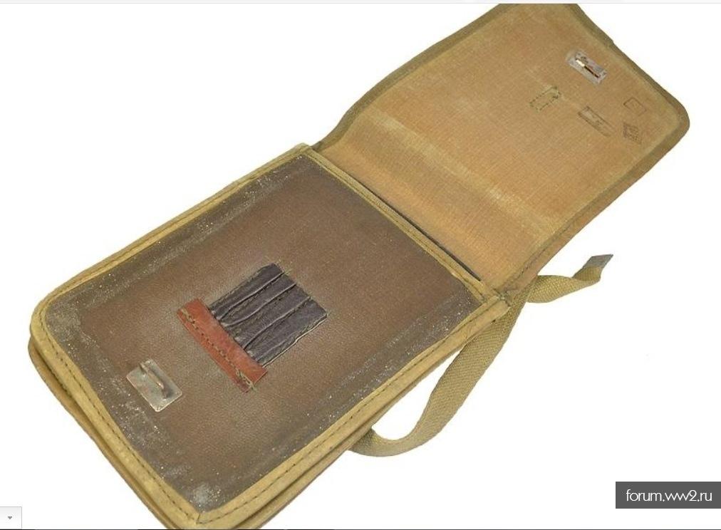 Полевая сумка РККА?