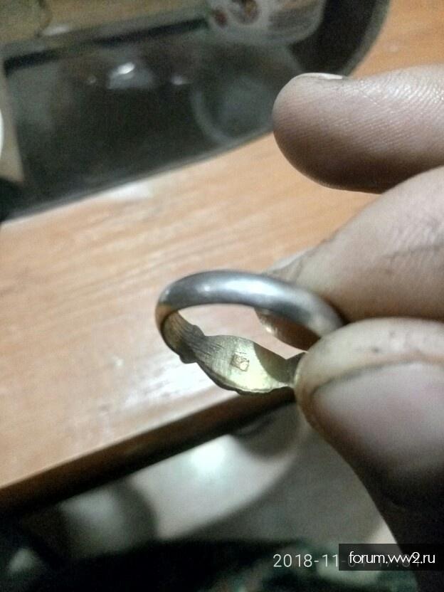 кольца рукопожатия