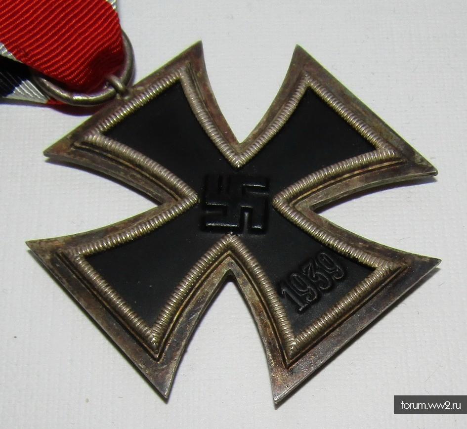 Железный крест 1939 г. Тип Убергроссе.