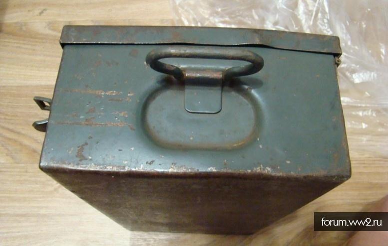 аптечный ящик с техники,возможно СС