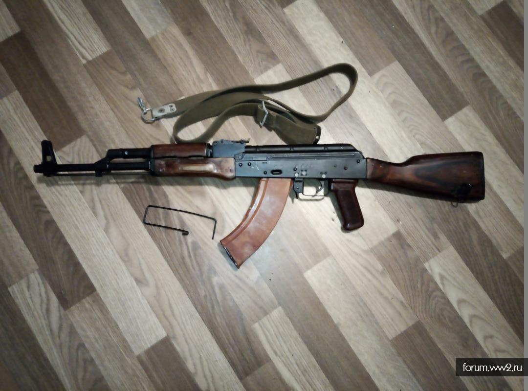 АКМ впо-925 охолощенный
