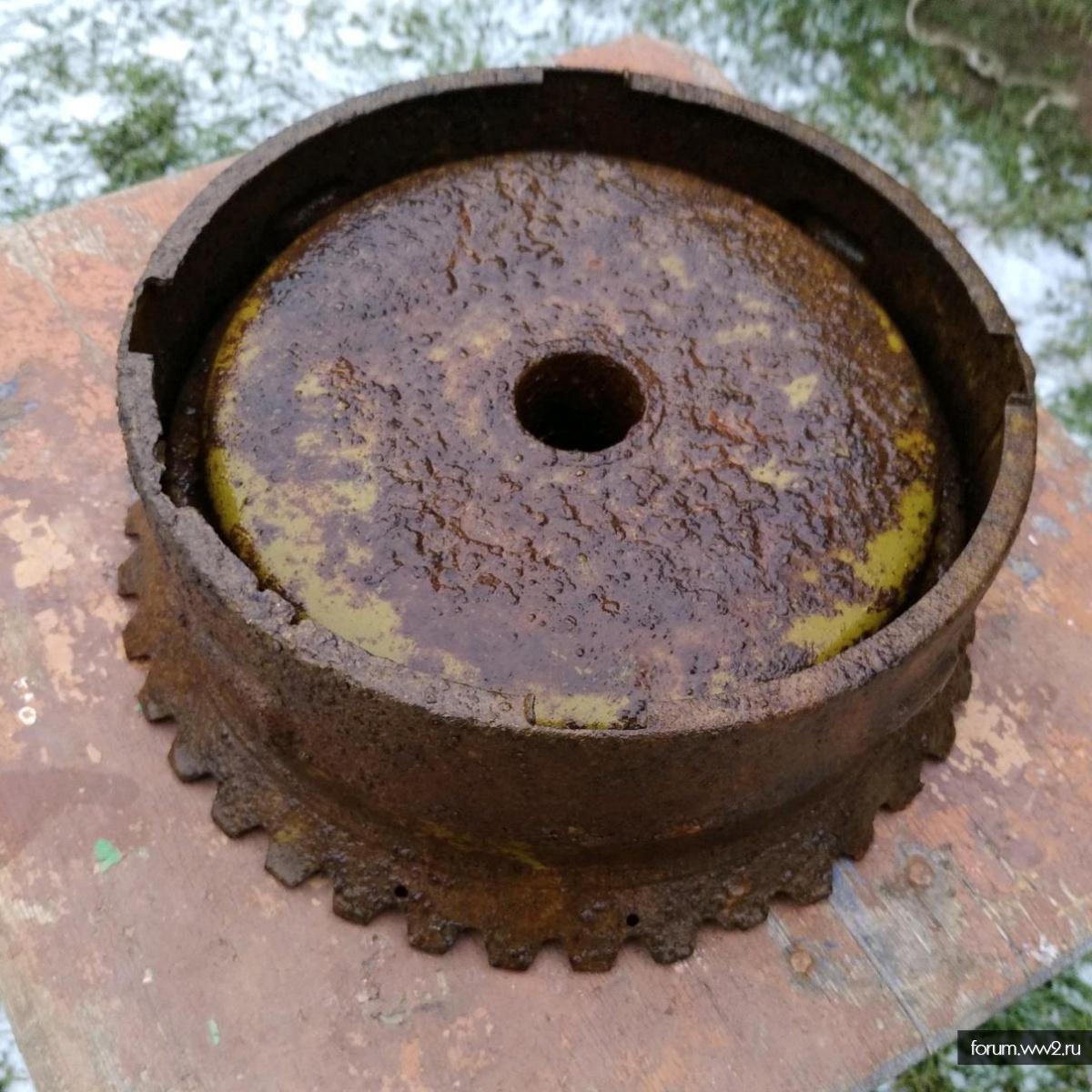 Ммг противотанковая мина пмз-40