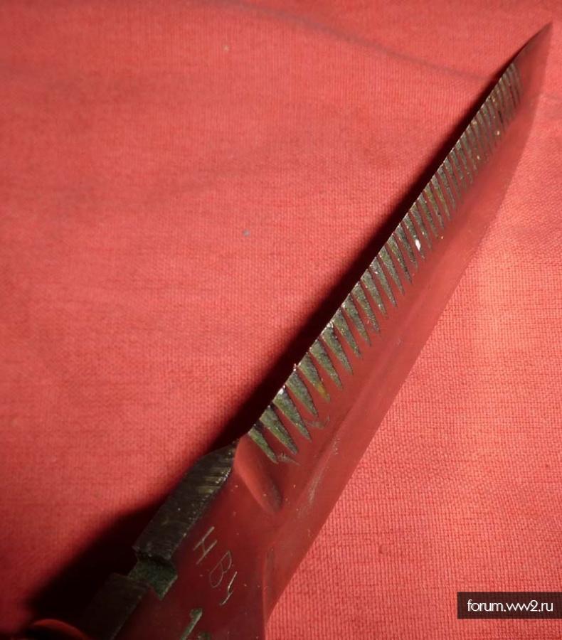 нож водолаза на подлинность нву