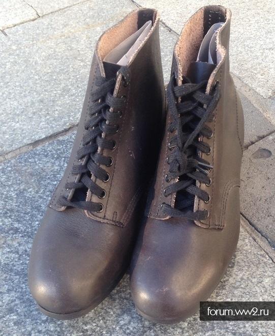 Ботинки р.45