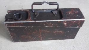 Ящик для лент МГ алюминиевый