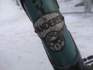 Велосипед Wanderer