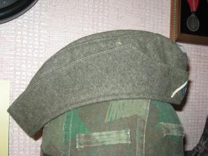 Пилотка Вермахт, нижние чины  Heer Infanterie, MINT, большой размер