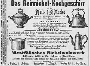Тарелка Германия ПМВ