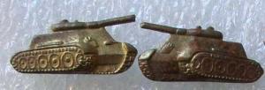 Эмблемы танки, усы.