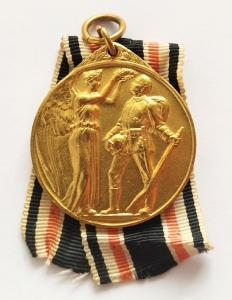 Легионерская медаль Первой Мировой Войны