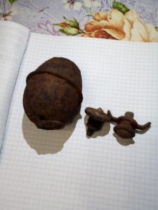 Яйцо(макет).