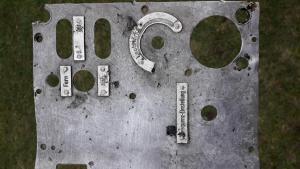 Панель приборов радиостанции Штуг,Т3,Т4