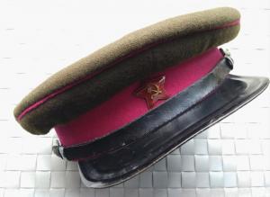 Фуражка пехоты РККА обр. 1935 г.