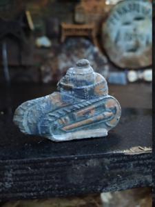 танк и солдатики